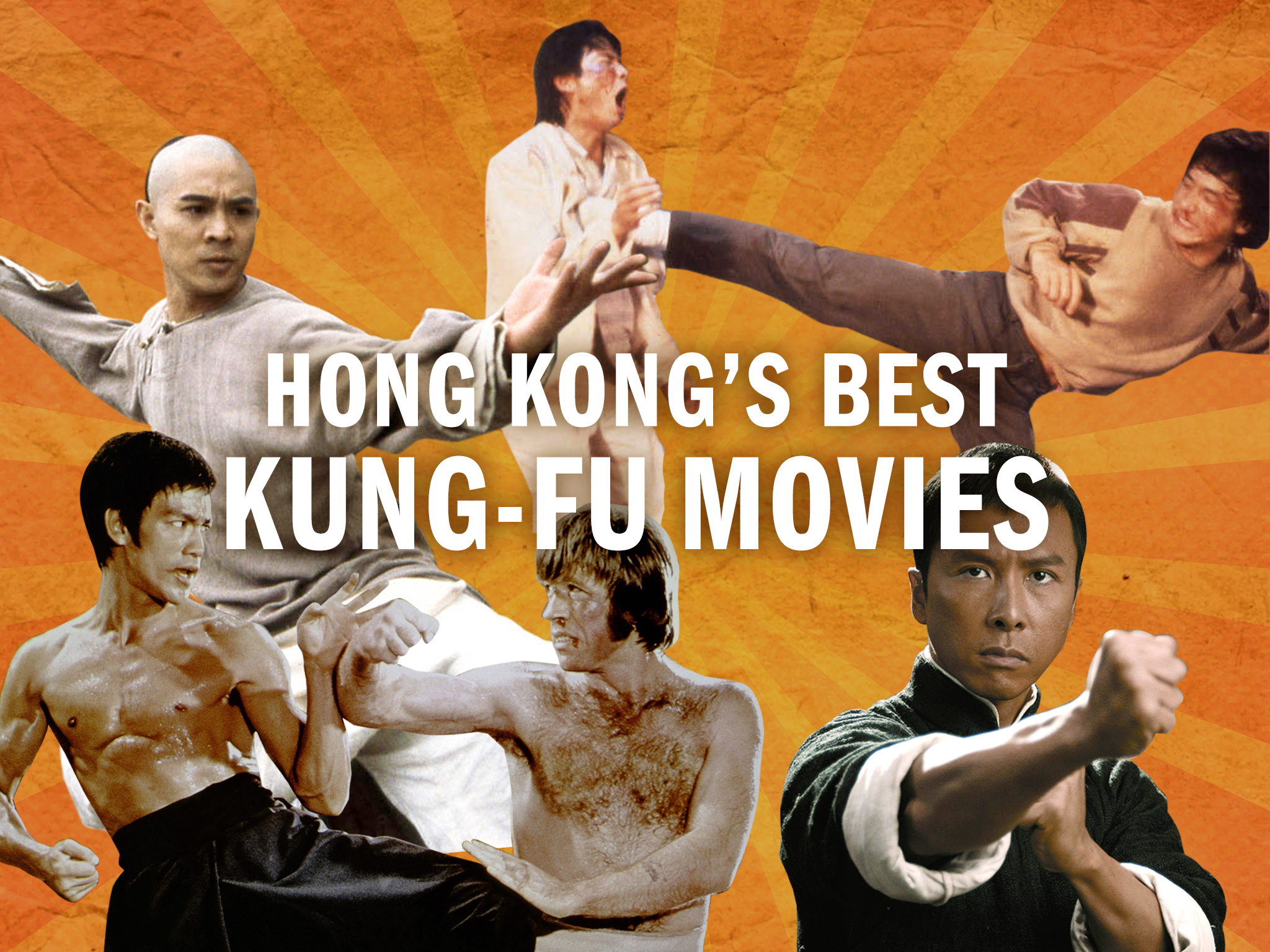 The 21 best kung-fu movies made in Hong Kong