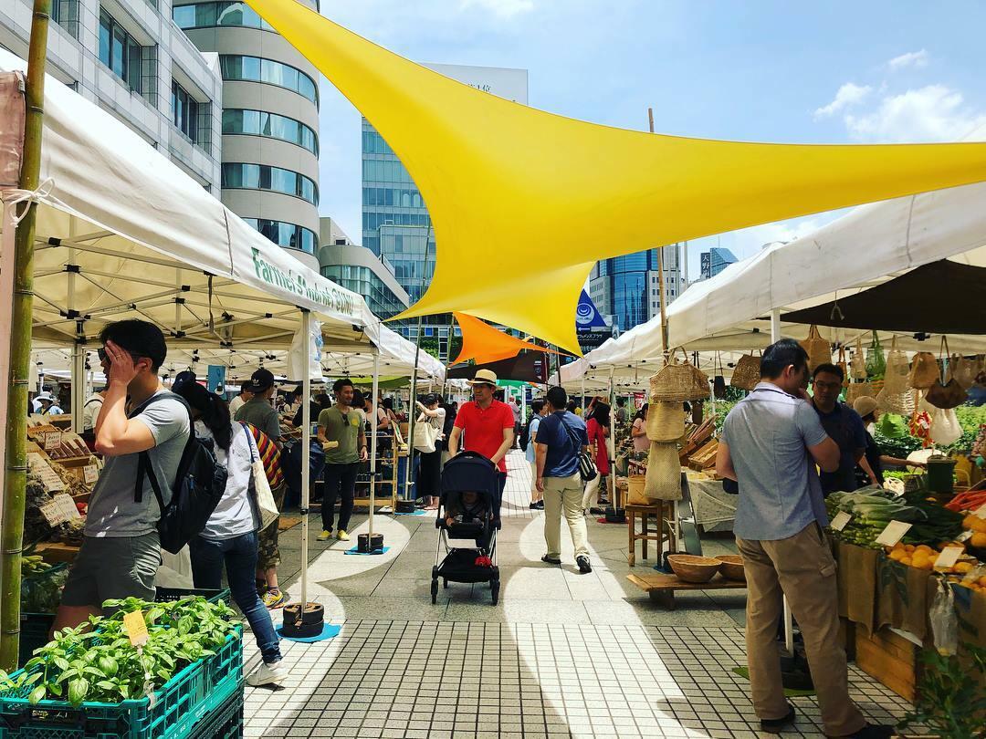 UNU Farmer's Market