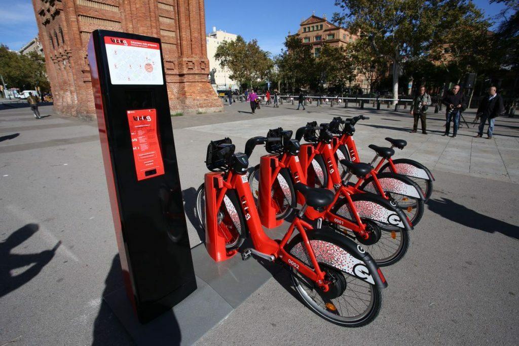 5 canvis que t'afectaran durant la instal·lació del nou Bicing