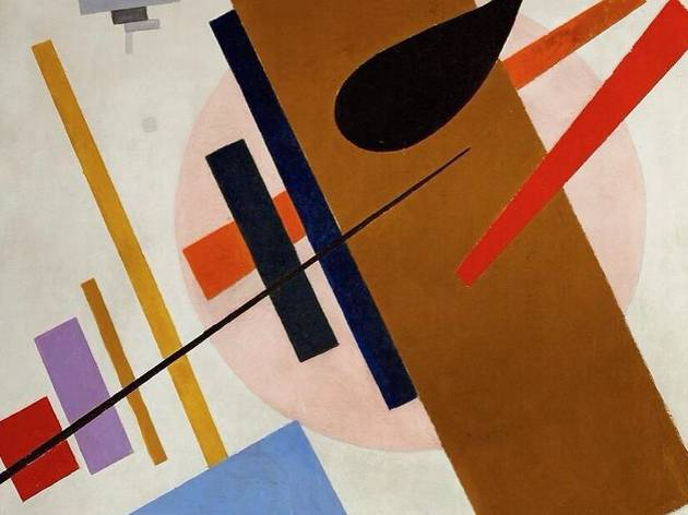 From Chagall to Malevich: Art in Revolution