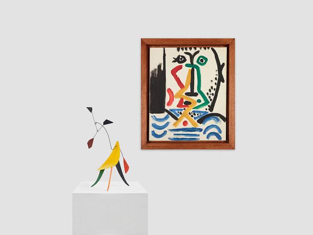 Picasso Calder