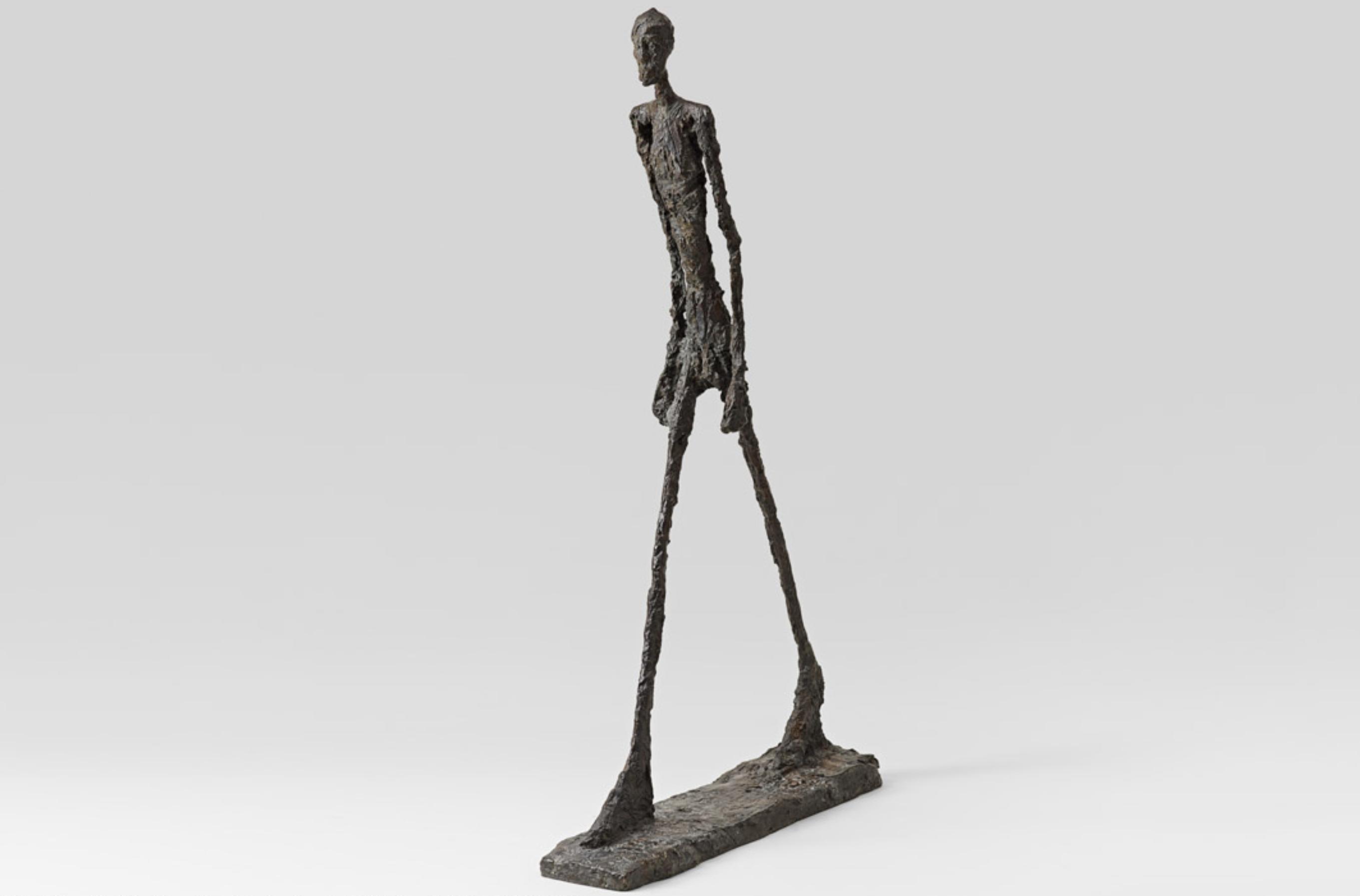 Hombre que camina II. 1960
