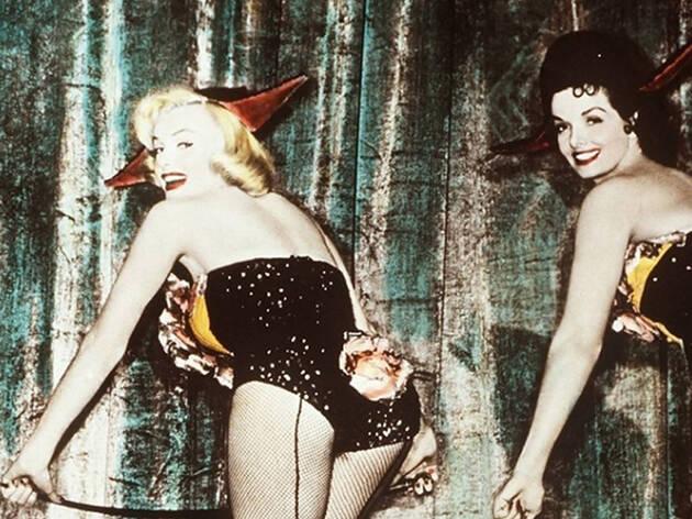 Os Homens Preferem as Loiras (1953)