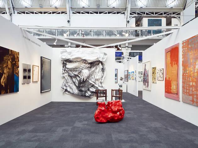 Upper Street EventsLondon Art Fair 2018