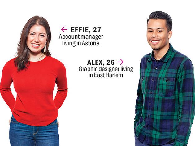 Effie and Alex