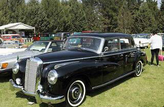 Gala del Automóvil (Foto: Cortesía Xochitla parque ecológico)