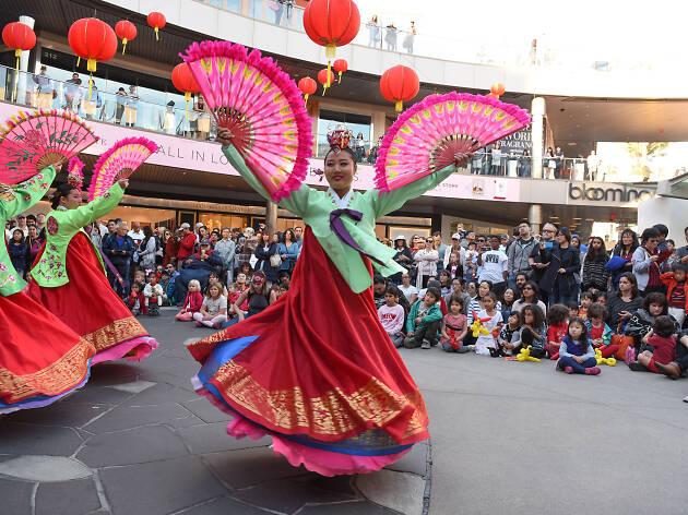 Chinese New Year at Santa Monica Place