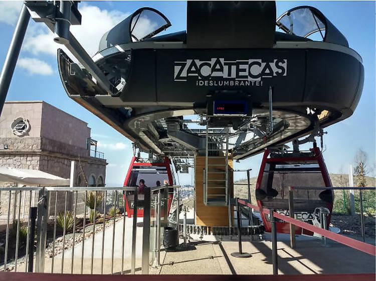Enamórate del Teleférico de Zacatecas