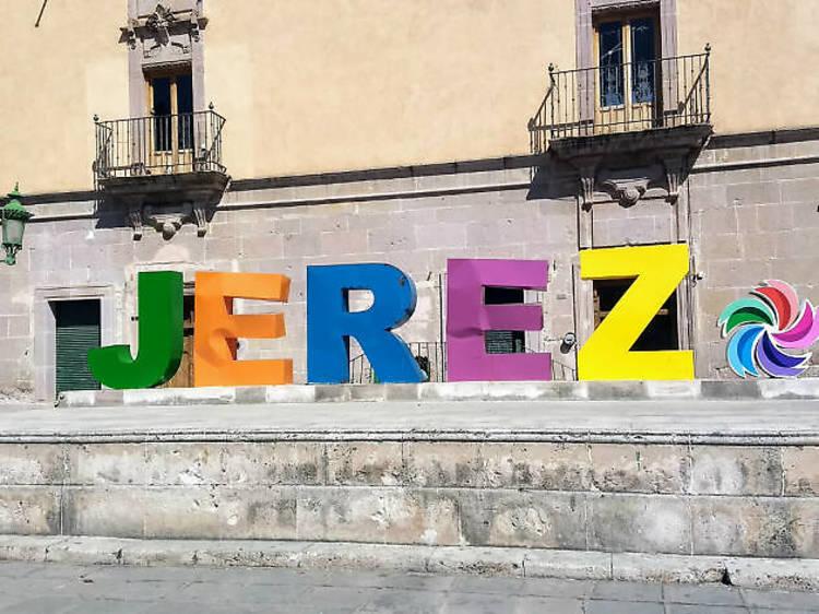 Visita el pueblo mágico de Jerez