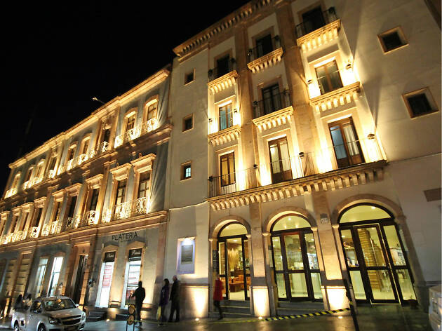 Hotel Misión Argento Zacatecas