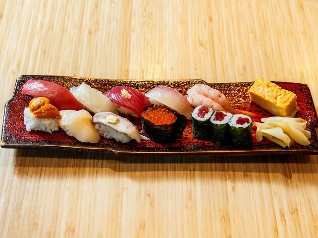 Sushi-dokoro Okame
