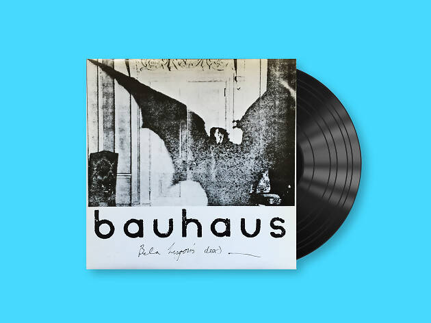 Bela Lugosi's Dead de Bauhaus