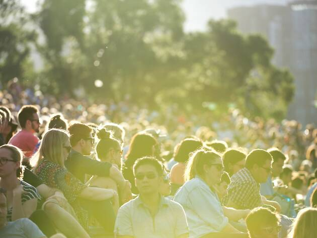 Sidney Myer Music Bowl Free Concert Series