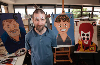 Thom Roberts - Studio A