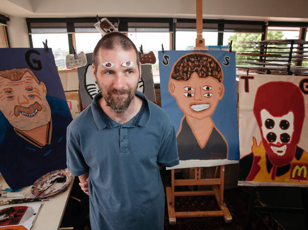 This studio for artists with disability is turning out some of the city's best creations