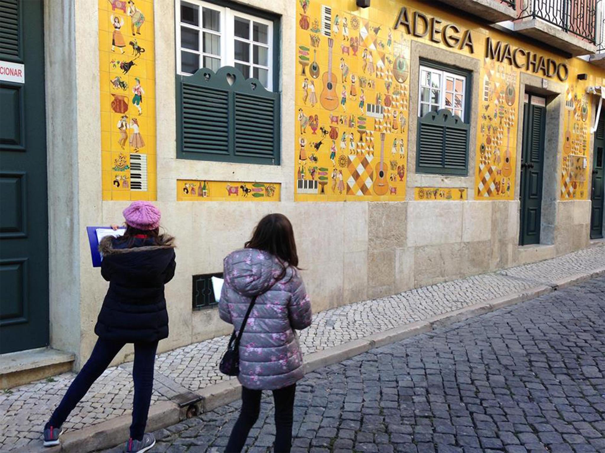 Little Lisbon - Peddy Paper no Bairro Alto