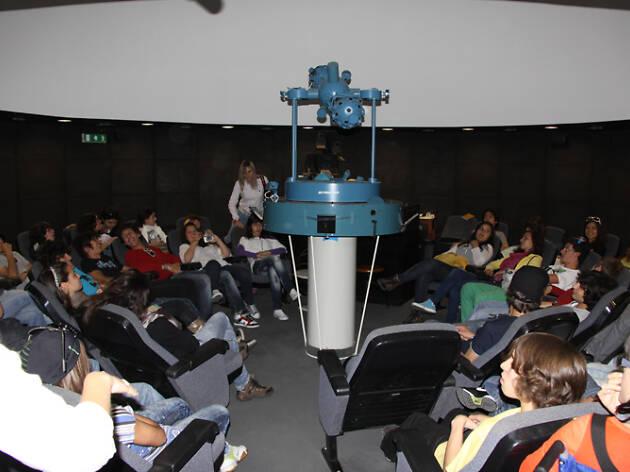 Planetário do Museu Nacional de História Natural e Ciência