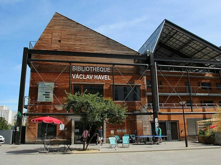 Bibliothèque Vaclav Havel