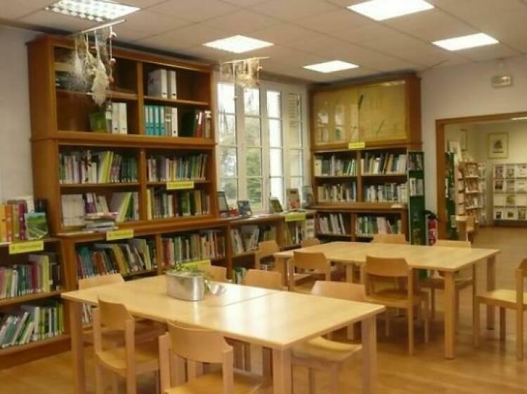 Bibliothèque du Breuil