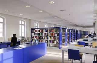 Bibliothèque Sainte-Barbe (BSB)