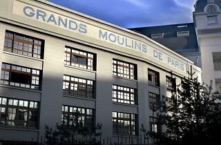 Bibliothèque des Grands Moulins (Paris 7)
