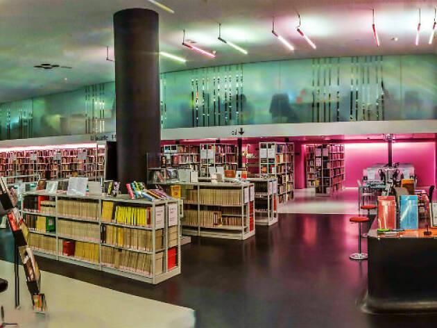 Bibliothèque du cinéma François Truffaut