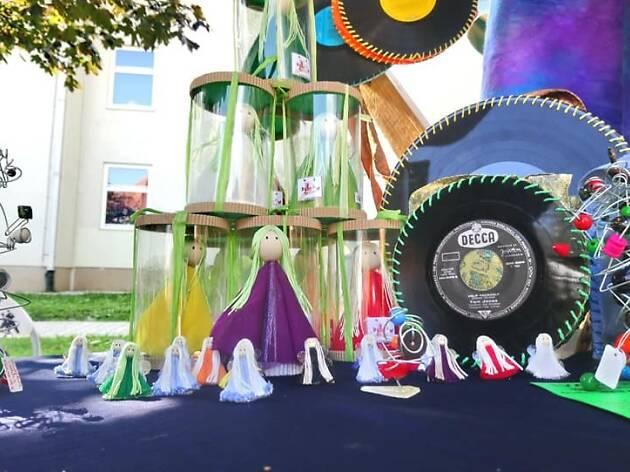 Handmade Crafts Fair