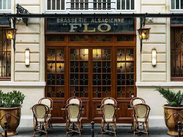 1 7 C Brasserie Floderer Paris