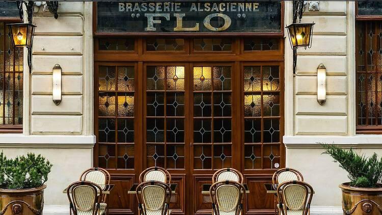 © Brasserie Floderer Paris