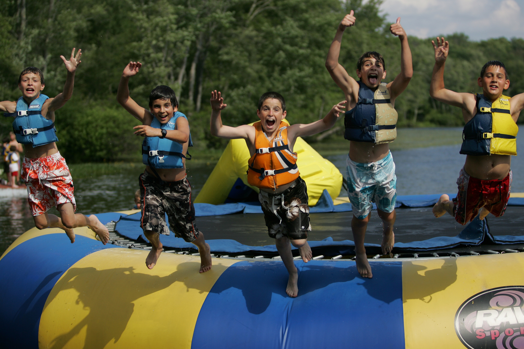 The best sleepaway camps in NY for 2019