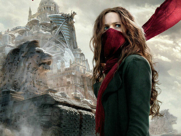 Máquinas mortales, la nueva película de acción