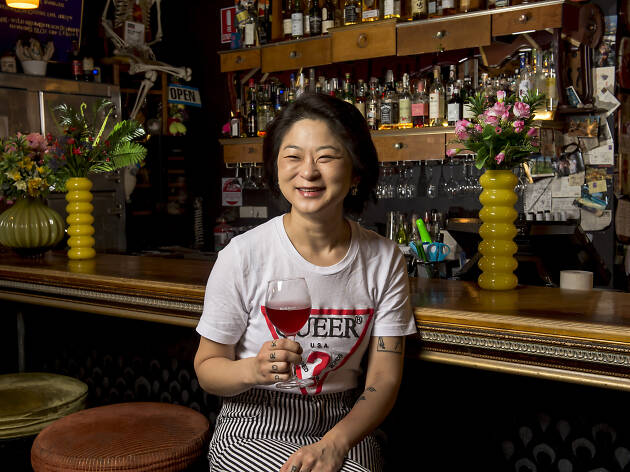 The Bearded Tit's Joy Ng shares her fave local haunts after dark