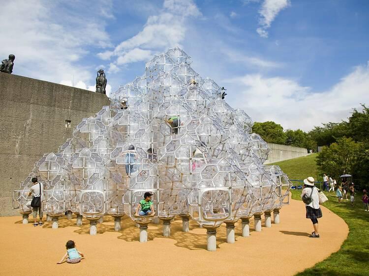 彫刻の森美術館(神奈川県)