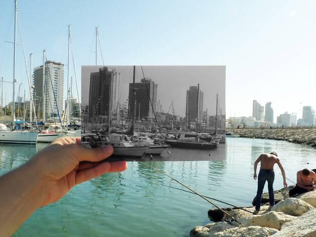Tel Aviv Then & Now