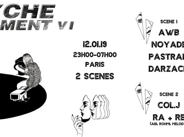 Vryche Basement VI w/ AWB, Darzack (live), RA+RE & more