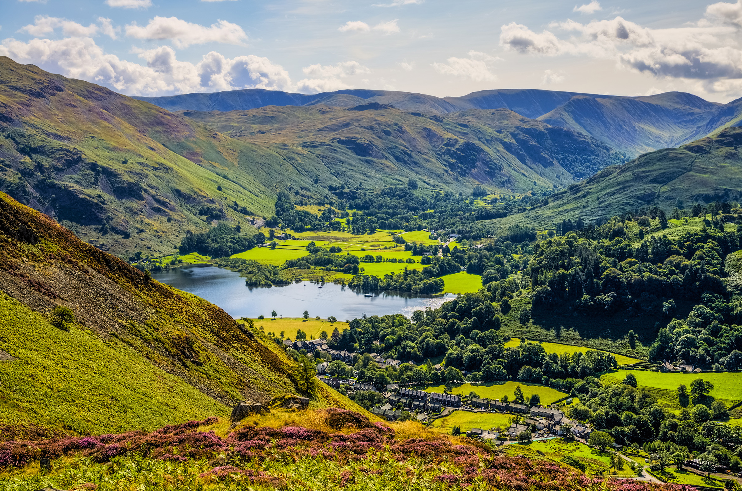 Lake District, Ullswater