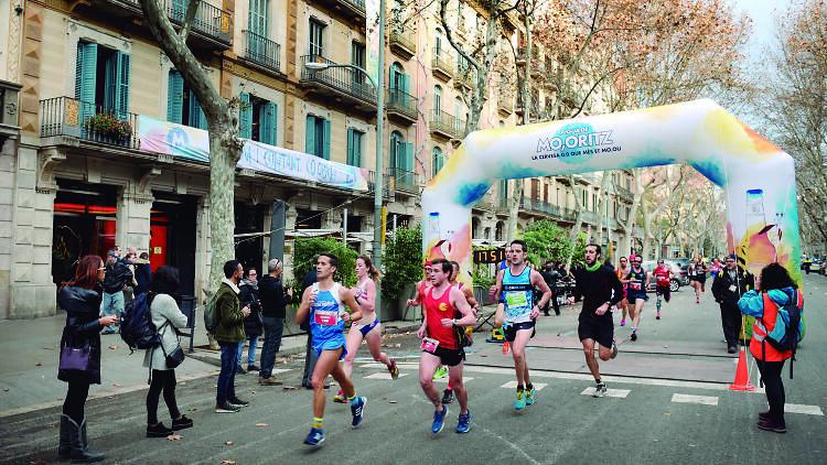 La primera cursa de l'any