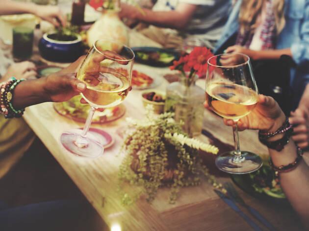 Tel Aviv's divinely romantic wine bars