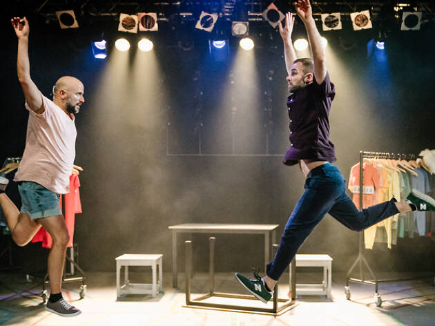 'No Kids' at Battersea Arts Centre