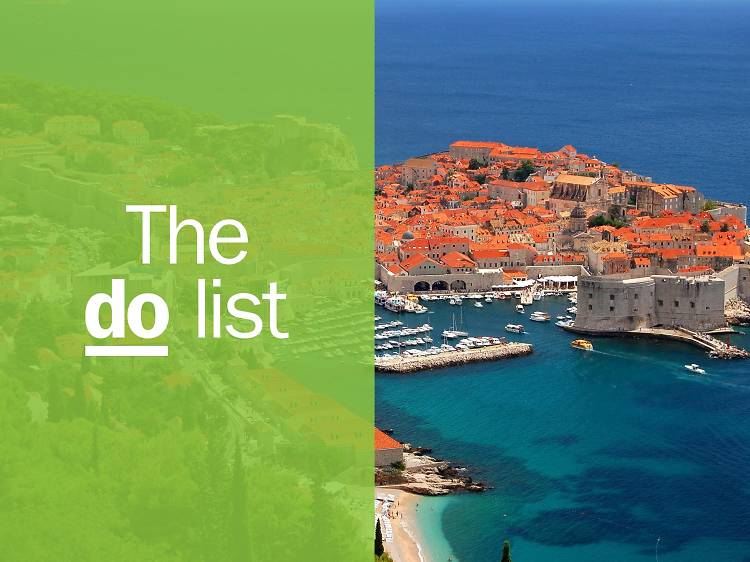 The 51 best things to do in Dubrovnik