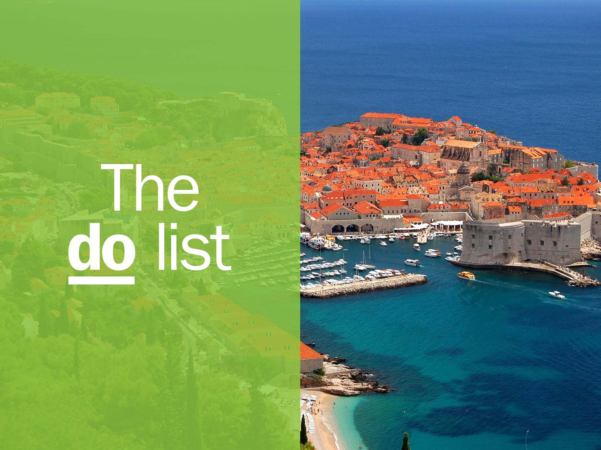 The 20 best things to do in Dubrovnik