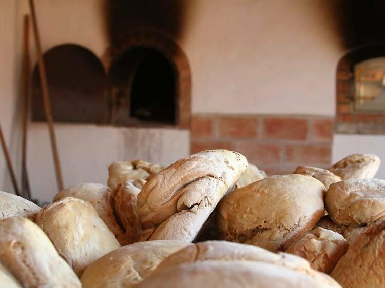 O pão que toda a gente amassou