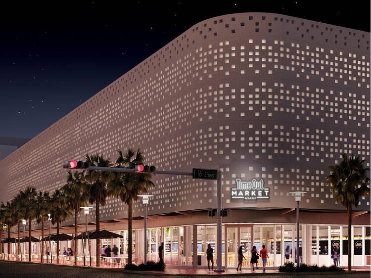 Faça uma visita ao Novo Mercado Time Out Miami