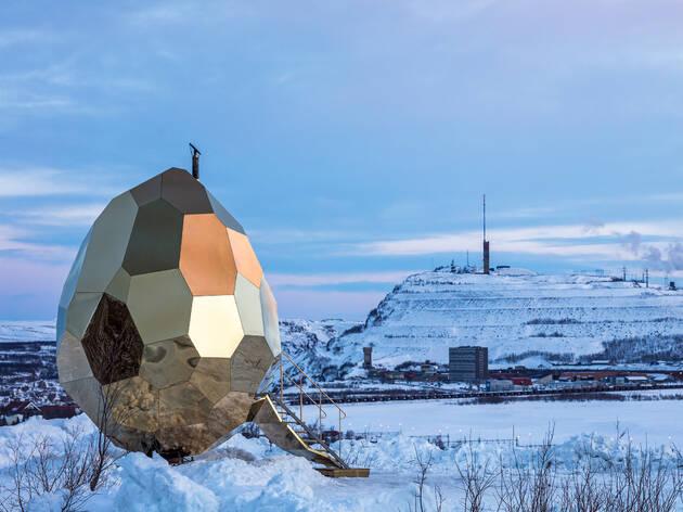 Solar Egg - Kiruna