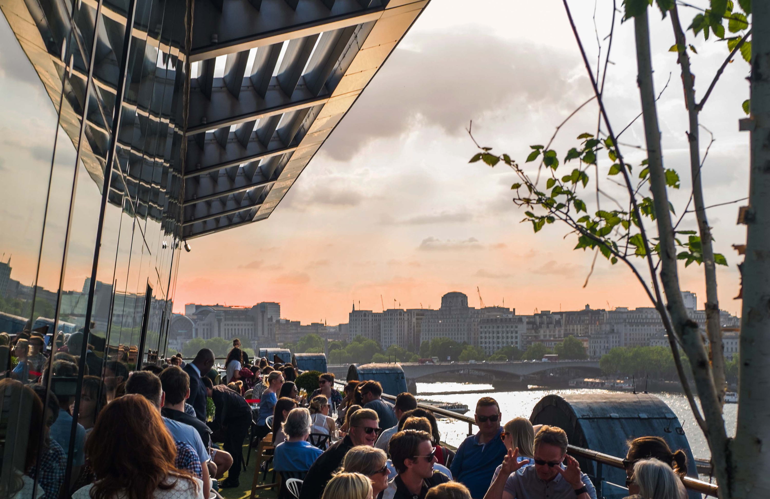 Best bars on the South Bank
