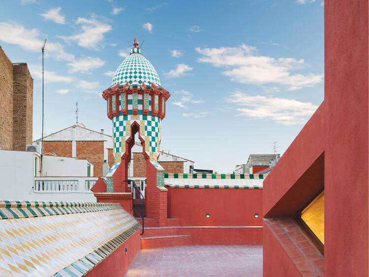 Explore um Gaudí desconhecido na Casa Vicens