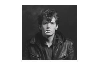 Robert Mapplethorpe, Self Portrait, 1980