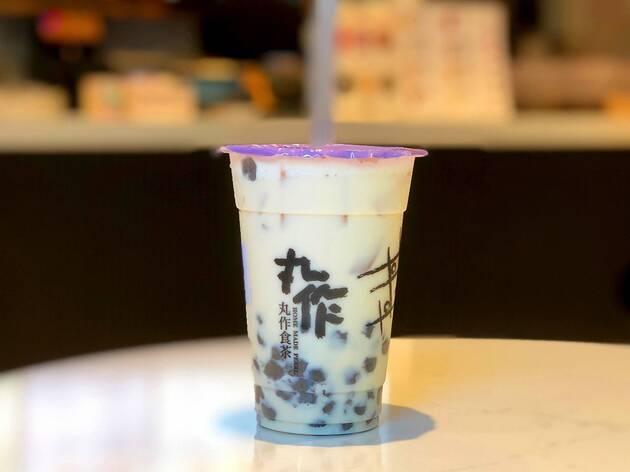 Milk Bubble Tea at One Zo