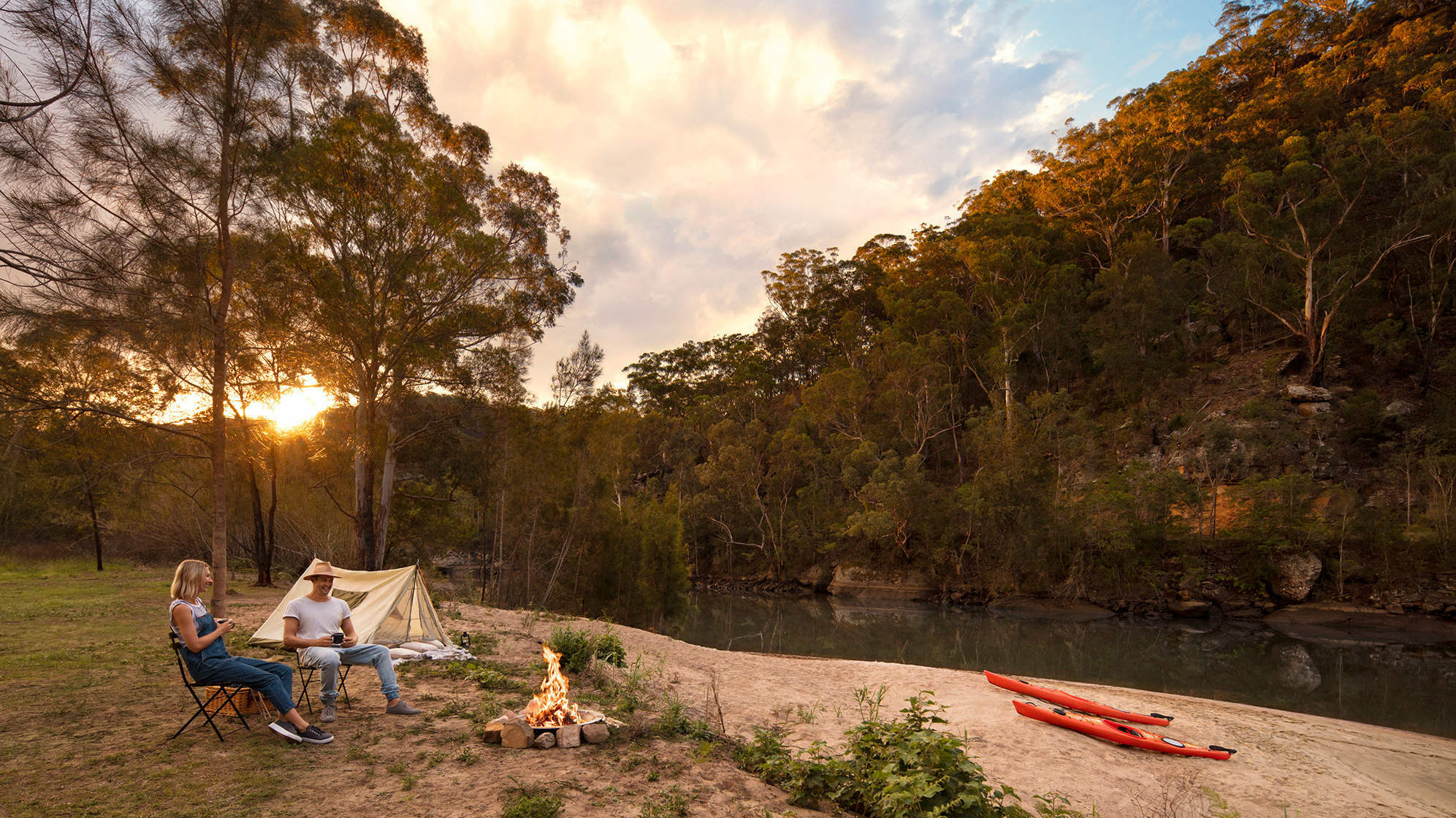 The best places to go camping near Sydney this autumn