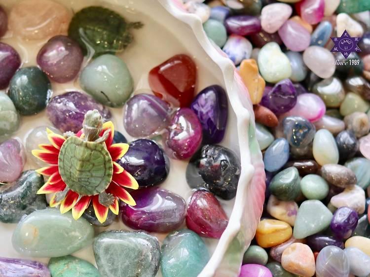 Get spiritual at Fu Lu Shou Complex